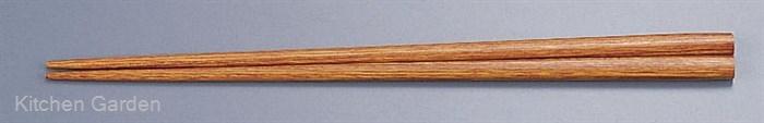 木箸 京華木 チャンプ 細箸(50膳入り) 22.5cm