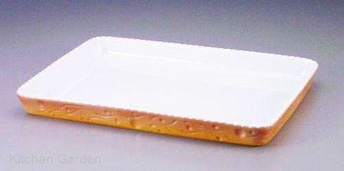 ロイヤル 長角型グラタン皿 カラー PC510-40-4