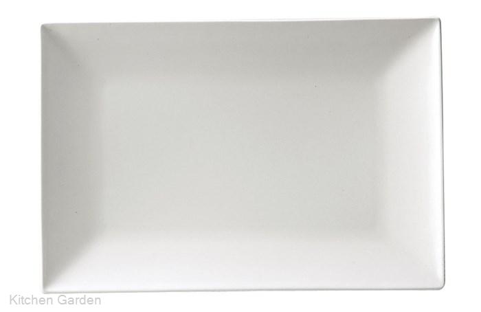 スパッツィオ レクタンギュラープレート白 (LL)16インチ