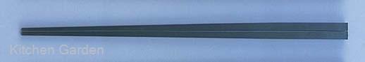 ニューエコレン中華箸 ノーマル 23cm グリーン(50膳入)