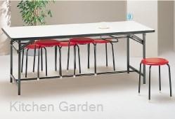 食堂用テーブル ソフトエッジ巻 DY1875S