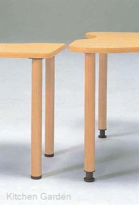 システムテーブル用アジャスター脚 4本組 SLS1700AJ・N3・LO【他商品との同梱配送不可・代引不可】