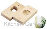 手彫物相型(上生菓子用) 木竹