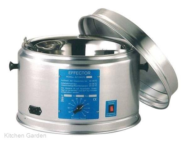 エフェクター乾式チョコレート溶解器 6リットル