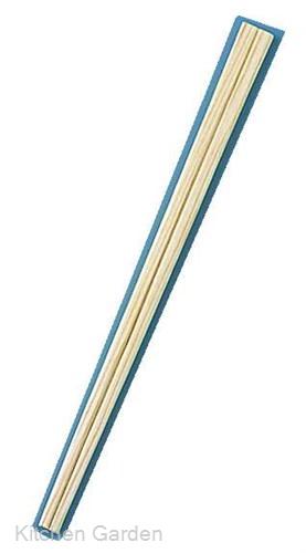 割箸 桧元禄 21cm (1ケース5000膳入) .【割り箸・わりばし】