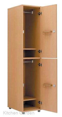木製フリージョイントロッカー (ナチュラル) 2段2人用