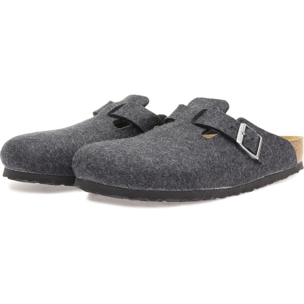 39ショップ 大きいサイズ 靴 メンズ 希望者のみラッピング無料 ビルケンシュトック ボストン BOSTON 2020モデル 国内正規品 ウールフェルト 0160371 29cm サンダル
