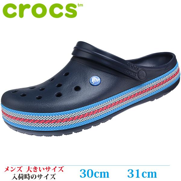 Crocs CROCBAND SPORT CORD CLOG 410 NAVY