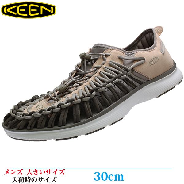 【サンダル 30cm メンズ ビッグサイズ】 KEEN キーン UNEEK O2 OPENAIR SNEAKER (ユニーク オー2) 1017224