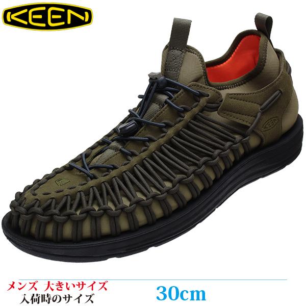 【サンダル 30cm メンズ ビッグサイズ】 KEEN キーン UNEEK HT (ユニーク HT) 1018027