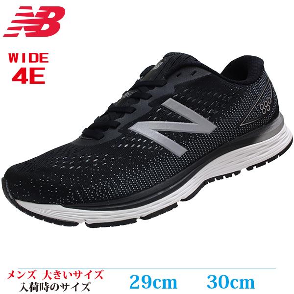 【スニーカー 29cm 4E メンズ ビッグサイズ】 NEW BALANCE ニューバランス M880 (エム880) M880 BK9 4E