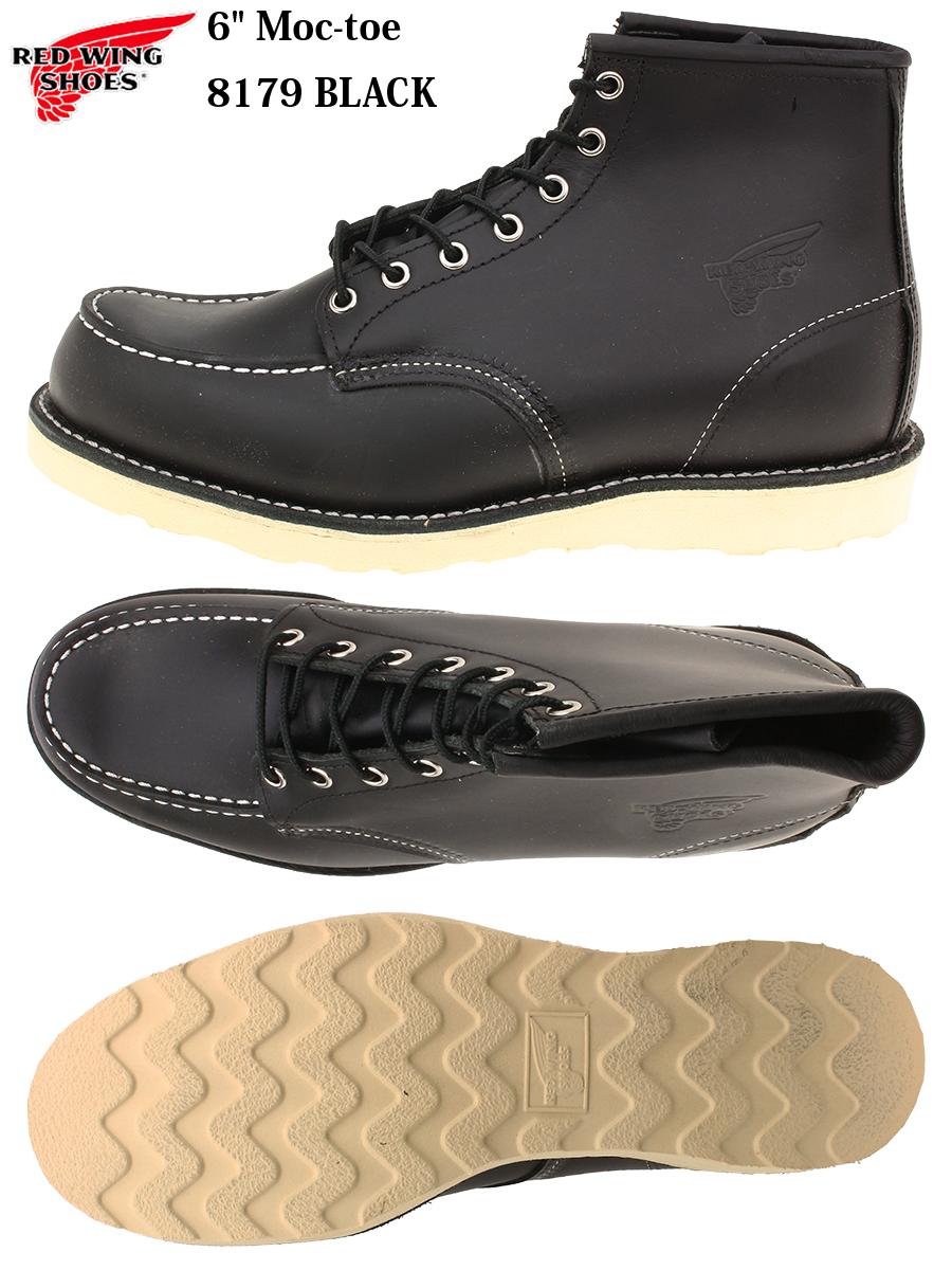 ブーツ 30cm E メンズ ビッグサイズREDWING レッドウイング Heritage WorkCLASSIC WORK 6 MOC TOEクラシック 6 モック・トゥーStyle No 8179trdhxsQCB