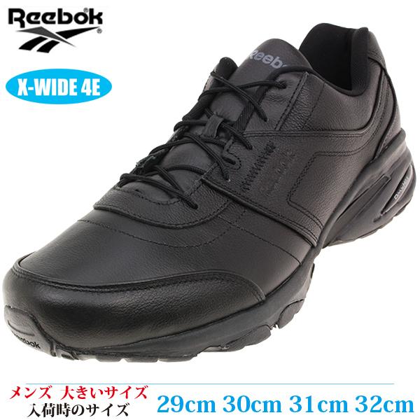 【ウォーキングシューズ 30cm 31cm メンズ 大きいサイズ】 REEBOK RAINWALKER DASH 4E (幅広モデル) (リーボック レインウォーカー ダッシュ 4イー) M48150