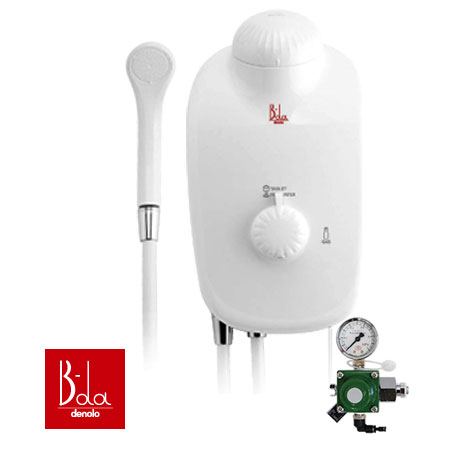 高濃度炭酸泉装置 B-da(ビーダ)本体セット・ガス圧調節器付き【送料無料】【代引き不可・返品不可】
