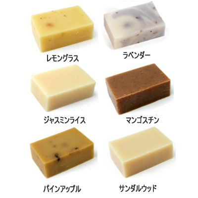 SOAP-n-SCENT SOAP and St. Yokohama plant SOAP