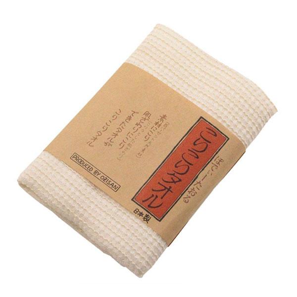 素材 肌ざわり ※アウトレット品 泡立ちにこだわった天然繊維100%のボディタオル こりこりタオル 売り込み 天然素材 オリム 日本製 25×95cm 麻 今治 ボディータオル コットン