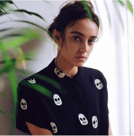 超安い LAZY OAF レイジーオーフ BONE SKULL HEAD 日本正規代理店品 シャツ