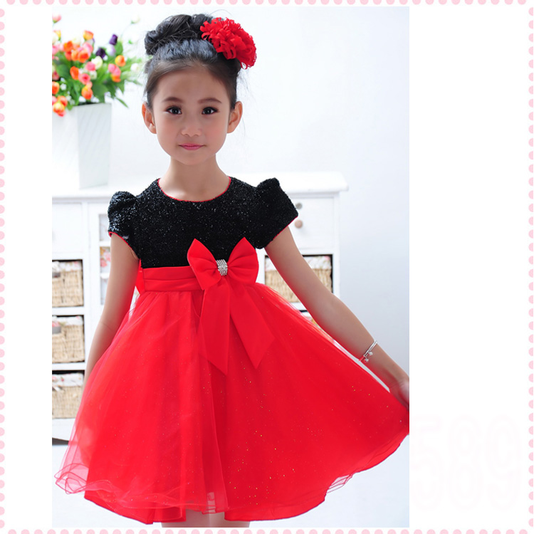 Find red color flower girl dresses in the latest styles and most affordable prices below from Girls Dress Line below. Free shipping on all orders over $