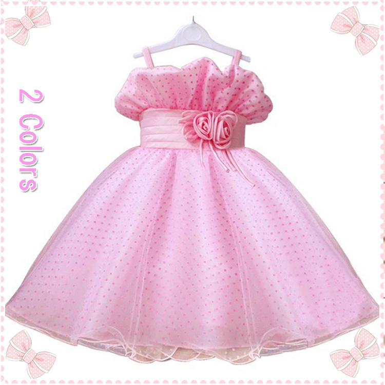 Kids Fashion Outlet Piano Recital Dress Children Kids Dress Piano