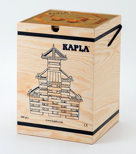 誕生日プレゼント 【正規輸入品 KAPLA】カプラ 280 白木 KAPLA 280 白木 セット アートブック初級 茶 セット, あきの穂:2c8c2782 --- fabricadecultura.org.br