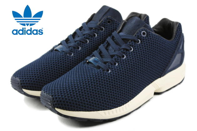 0f6854d7f Sneakersoko-kids  20%OFF Adidas adidas ZX FLUX Z X flux college navy ...