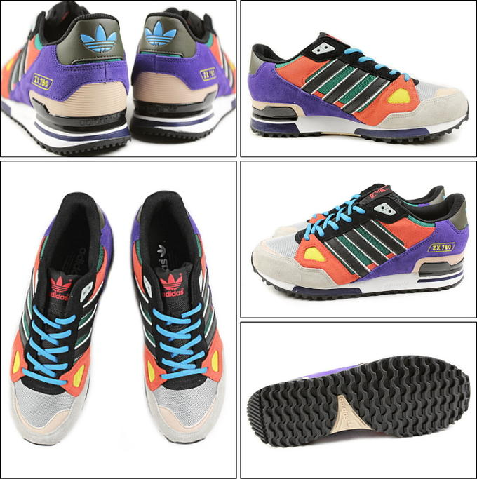 online store fc5c3 df367 order 20off adidas adidas zx 750 z x 750 core black solar red college  purple af6292 295da