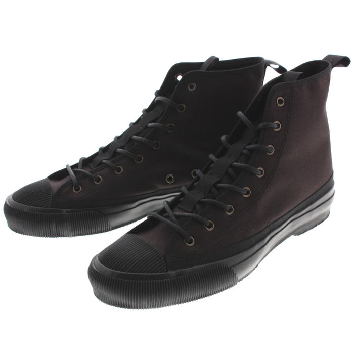 fa38b681763 Champion Champion sneakers Rochester high background satin ROCHESTER HI BS  black C2-L702 090