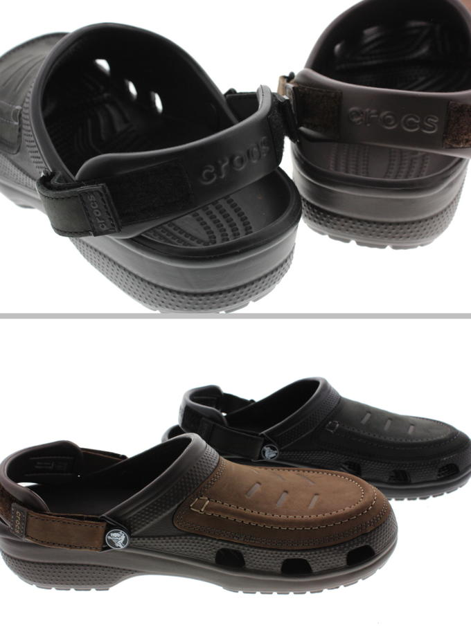 48dd8730a96da Clocks crocs sandals Yukon Vista clog men yukon vista clog m 205177 black  (060) espresso (22Z)