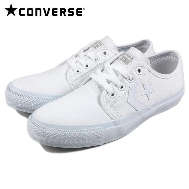 20%OFF Converse CONVERSE XL Chevron star CK monosole OX white