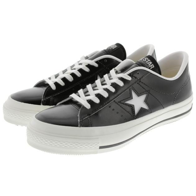 converse one star j black