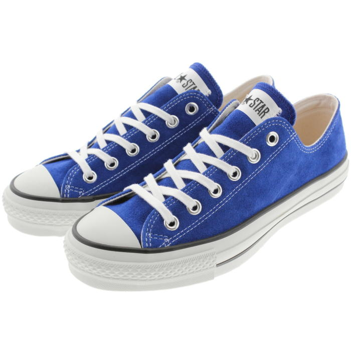 c1c54dbf0953 The material arrangement model of MADE IN JAPAN all-stars. The product  adopts a high quality suede material