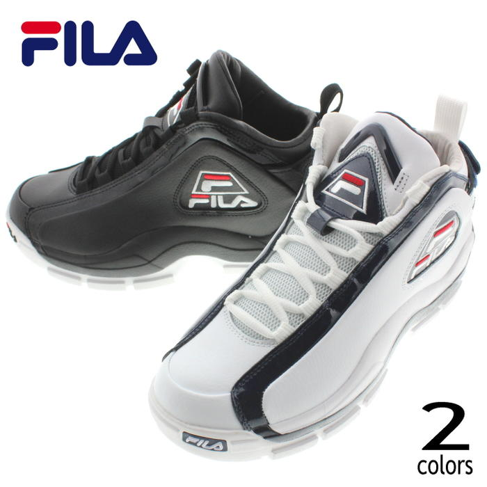 フィラ FILA スニーカー 96 F0313 0125(ホワイト/フィラネイビー/フィラレッド) 0014(ブラック/ホワイト/フィラレッド) 【FNOH】