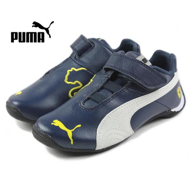 f3b25224da16 Sneakersoko-kids  Child Puma PUMA future cat leather SF-10-V kids ...