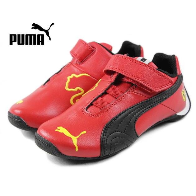 Sneakersoko-kids  Child Puma PUMA future cat leather SF-10-V キッズ ... d6ed27f6a