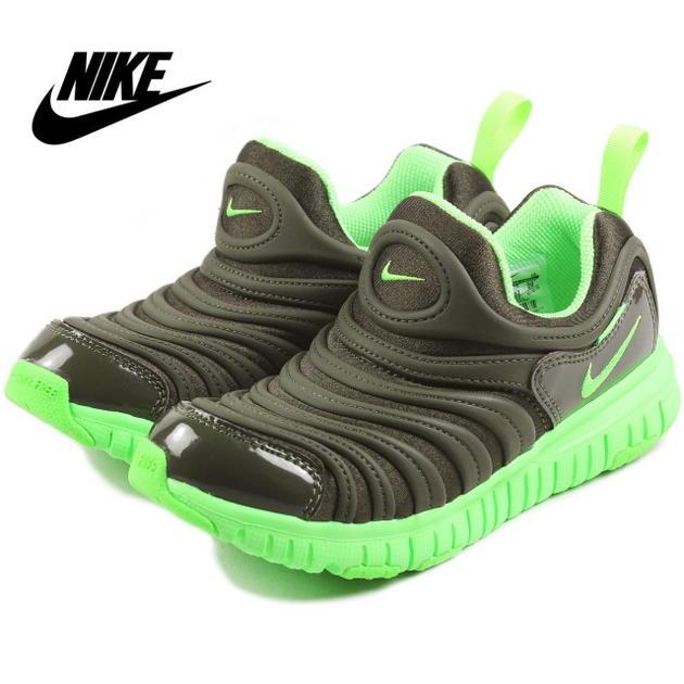 06dac241d776 Child Nike NIKE DYNAMO FREE PS dynamo-free PS cargo khaki voltage green  343