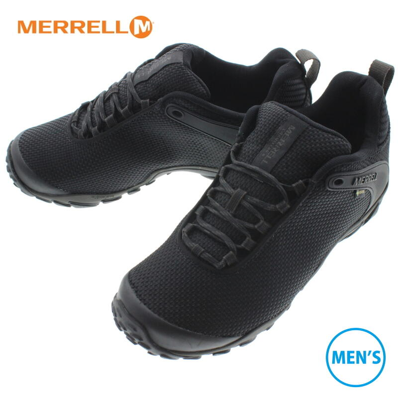 メレル MERRELL カメレオン 8 ストーム ゴアテックス CHAM 8 STORM GTX ブラック J033103【GOOG】