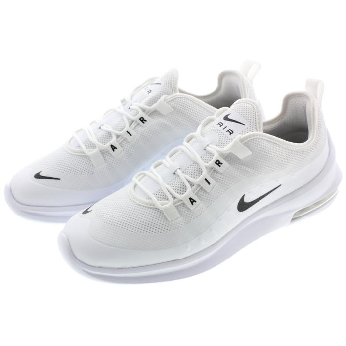 Basic Nike NIKE sneakers Air Max axis AIR MAX AXIS white black AA2146 100