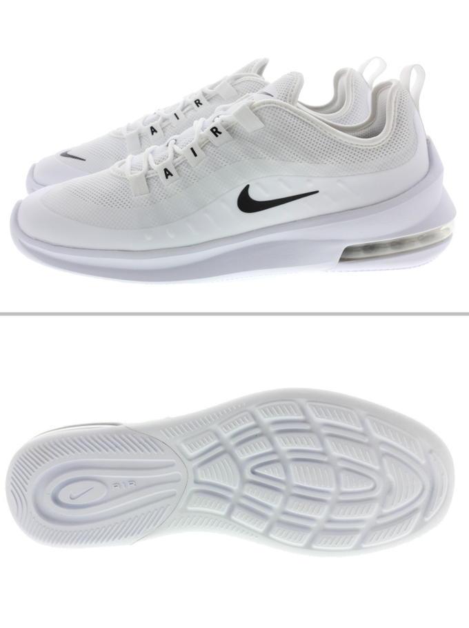 Basic Nike NIKE sneakers Air Max axis AIR MAX AXIS white black AA2146 100