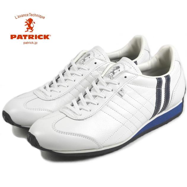 交換・返品送料無料 パトリック PATRICK PAMIR パミール WH/BU ホワイト/ブルー 27160【FKOJ】