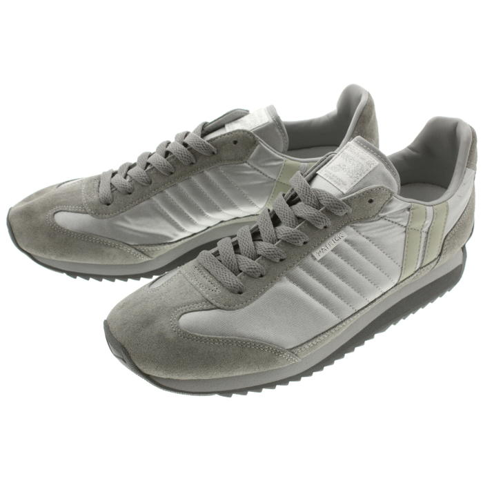 3317eba96eb1e Sneakersoko-kids: Patrick PATRICK sneakers marathon MARATHON silver ...