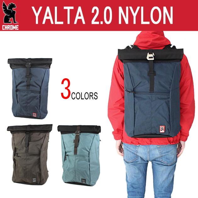定番 クローム CHROME YALTA 2.0 NYLON ヤルタ 2.0 ナイロン BG194 [BG]【FKOG】