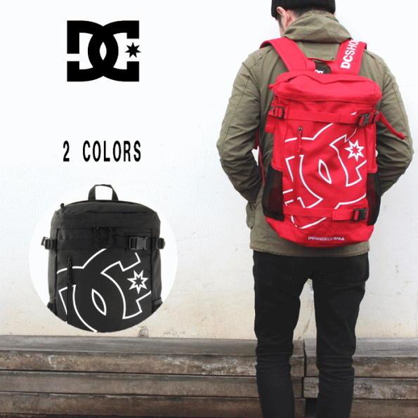 ディーシーシューズ DC SHOES バッグ 18 クォンセット 18 QUONSETT BKW(ブラック/ホワイト) RED(レッド/ホワイト) 5130E804 [BG]【FMOI】