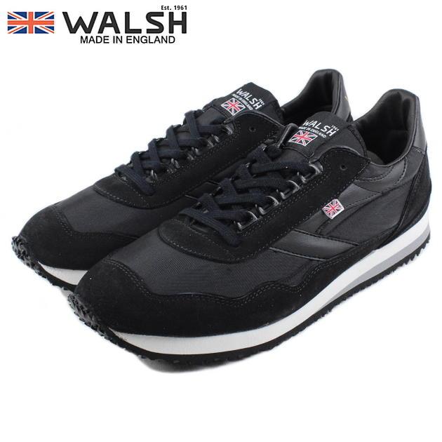 定番 WALSH ウォルシュ ENSIGN エンサイン ブラック ENS70026【FMOH】