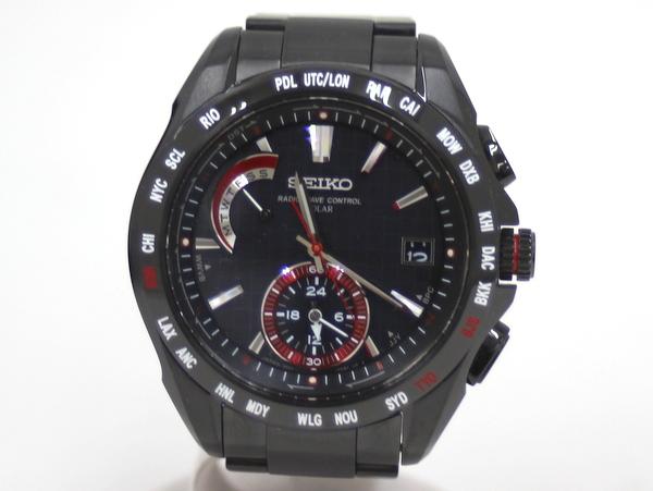 【SEIKO】ブライツ BRIGHTZ メンズ腕時計 SAGA091/ブラック/セイコー【中古】/C10f4684