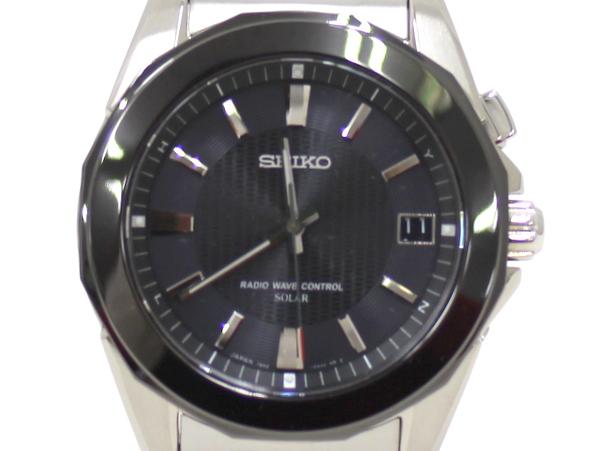 【SEIKO】ブライツ BRIGHTZ メンズ腕時計 SAGZ041/ブラック/セイコー【中古】/C10f4686