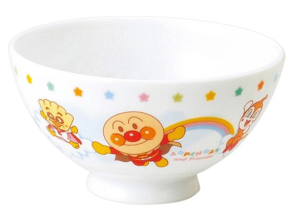 永遠の定番モデル アンパンマンハッピー フレンズ 軽茶碗 期間限定特価品
