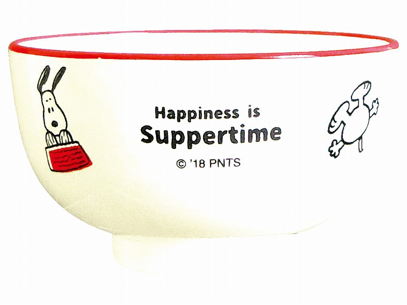 スヌーピー>樹脂食器サパータイム