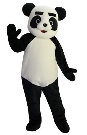 【レンタル】着ぐるみ パンダ (パンダドンA-314) 大人用 動物 貸し出しイベント用 パンダコスチューム ★1日使用★