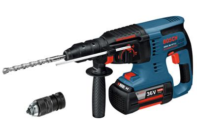 ボッシュ電動工具バッテリーハンマードリルGBH 36VF-LIN2