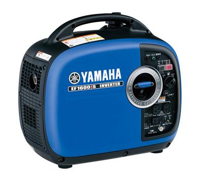 ヤマハインバーター発電機EF1600iS